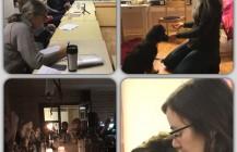 1-2 december utvecklingshelg för lärare och projektdeltagare.